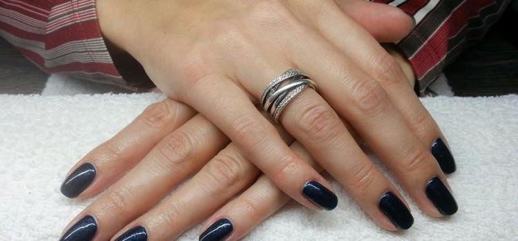 Sötétkék shellac | Dark blue shellac
